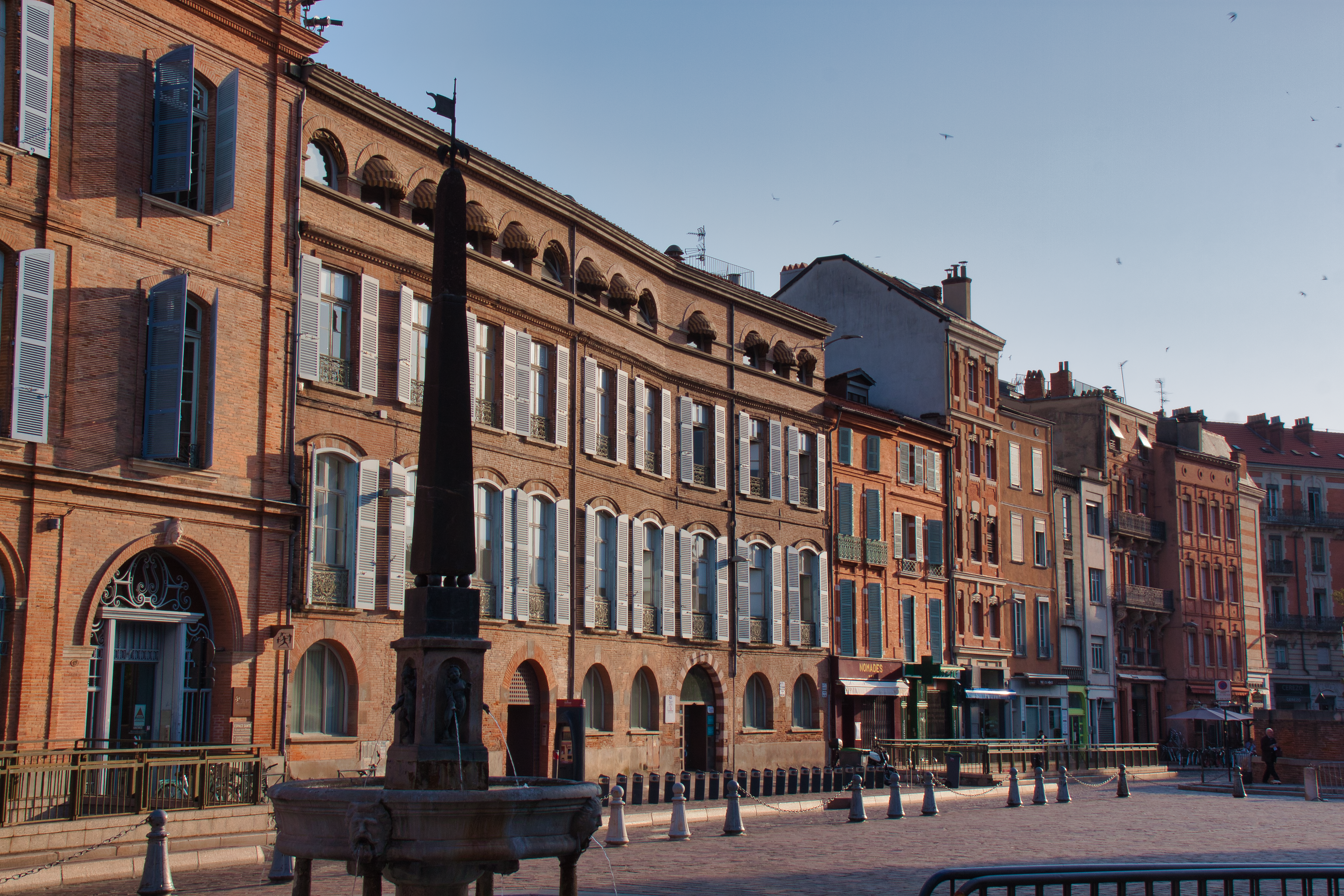 Photo of Cihlové Město Toulouse