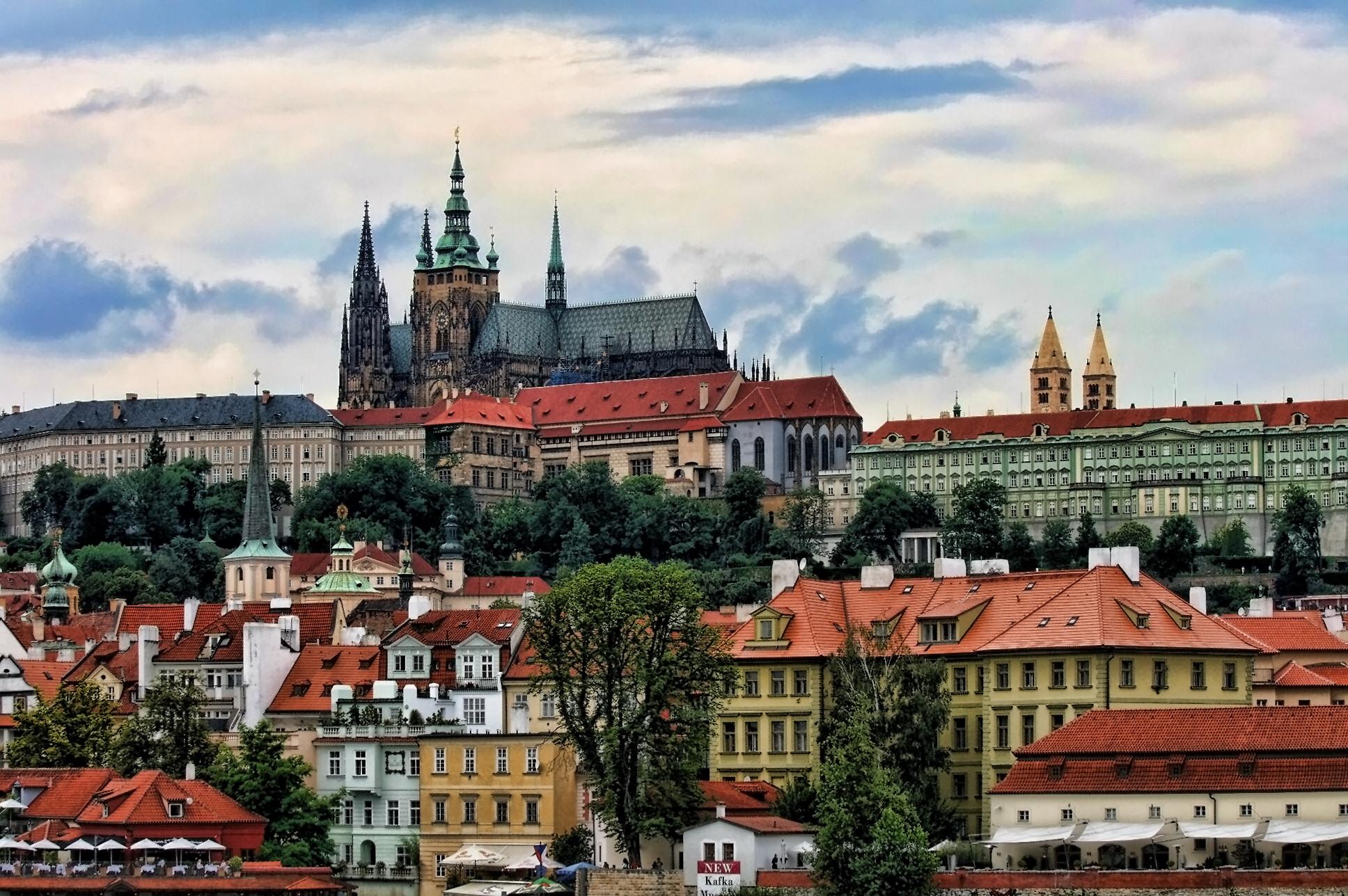 Photo of Praha město architektury