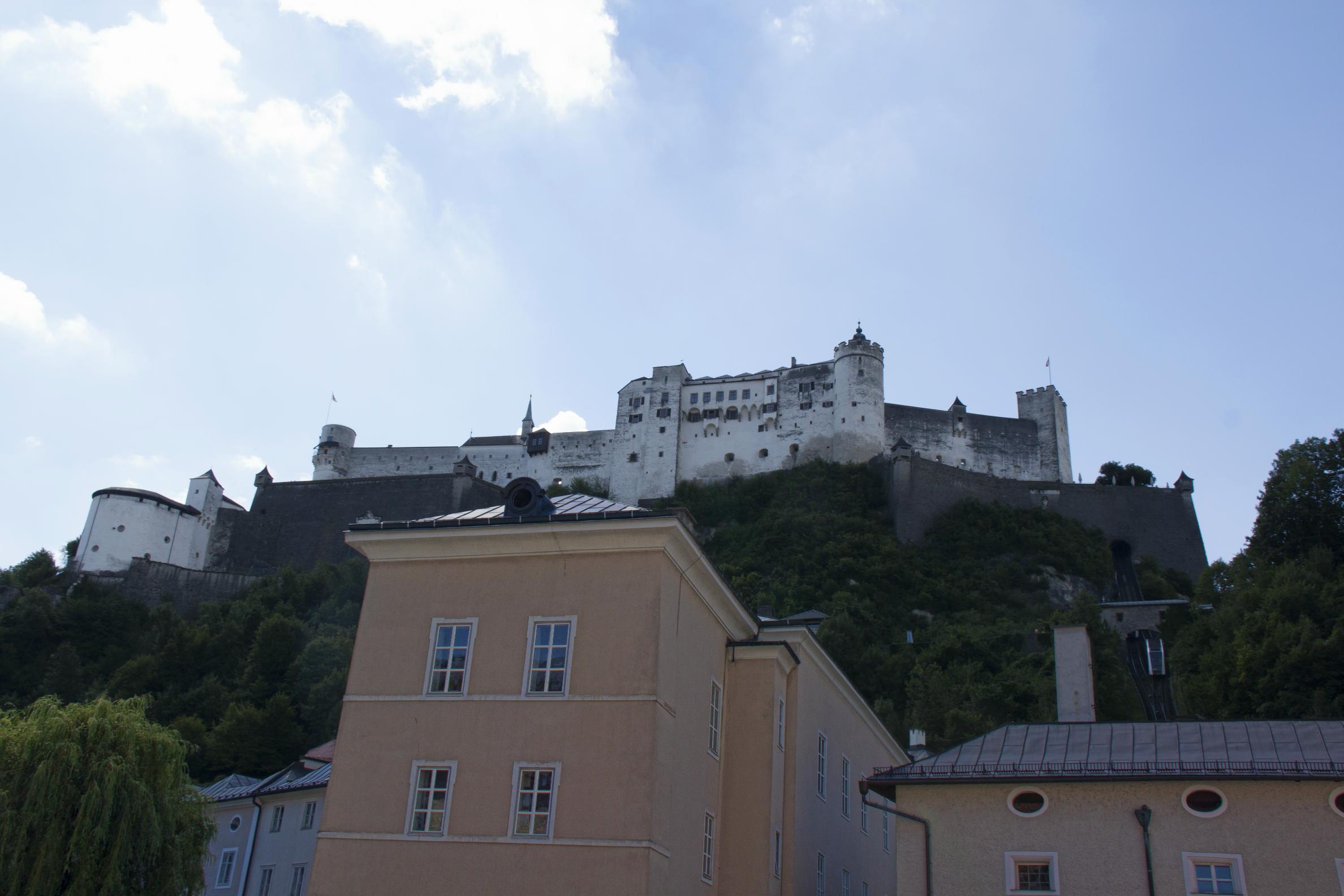 Photo of Salzburg město pod pevností Hohensalzburg